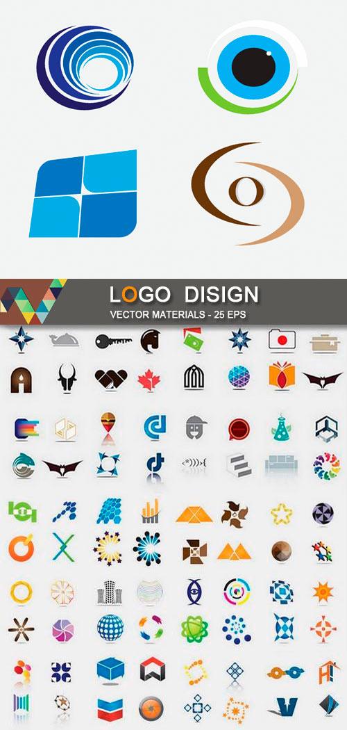 Как в фотошопе сделать векторный логотип